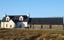 Self-catering in traditional Lewis style
